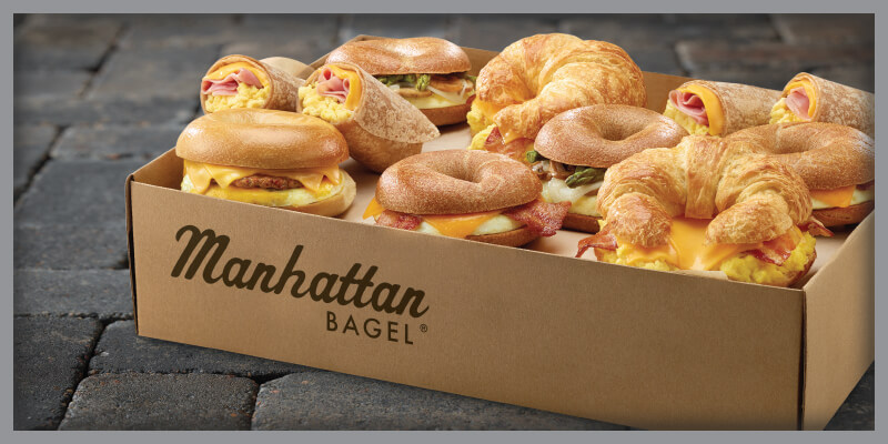 Manhattan Bagel Catering for every occasion